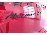 Porsche Macan Badges and Logos