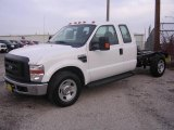 2009 Ford F350 Super Duty XL SuperCab Chassis Data, Info and Specs