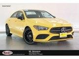 Mercedes-Benz CLA Data, Info and Specs