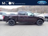 2020 Magma Red Ford F150 STX SuperCrew 4x4 #136006267