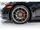 Porsche 911 2020 Wheels and Tires