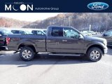 2019 Magnetic Ford F150 XLT SuperCab 4x4 #136054812