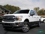 2019 Oxford White Ford F150 XLT SuperCrew 4x4 #136054539