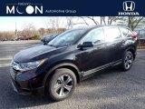 2019 Crystal Black Pearl Honda CR-V LX AWD #136110564