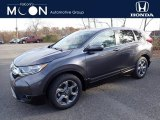 2019 Modern Steel Metallic Honda CR-V EX-L AWD #136110578