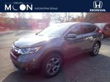 2019 Modern Steel Metallic Honda CR-V EX AWD #136110576