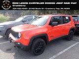 2019 Omaha Orange Jeep Renegade Sport 4x4 #136110506