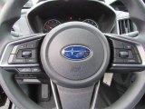 2019 Subaru Impreza 2.0i Premium 5-Door Steering Wheel