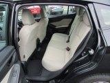 2019 Subaru Impreza 2.0i Premium 5-Door Rear Seat