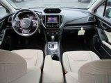 2019 Subaru Impreza 2.0i Premium 5-Door Dashboard