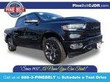 2020 Diamond Black Crystal Pearl Ram 1500 Limited Crew Cab 4x4 #136127614