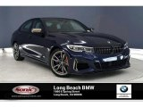 2020 Tanzanite Blue II Metallic BMW 3 Series M340i Sedan #136127735