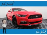 2015 Race Red Ford Mustang EcoBoost Coupe #136144773