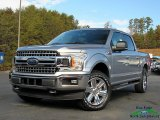 2020 Iconic Silver Ford F150 XLT SuperCrew 4x4 #136157710