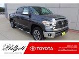 2020 Magnetic Gray Metallic Toyota Tundra 1794 Edition CrewMax 4x4 #136157897