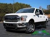 2019 Oxford White Ford F150 XLT SuperCrew 4x4 #136157709