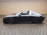 2016 Porsche 911 Targa 4 GTS Exterior