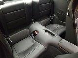 2016 Porsche 911 Targa 4 GTS Rear Seat