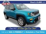2020 Bikini Metallic Jeep Renegade Limited 4x4 #136175024
