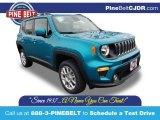2020 Bikini Metallic Jeep Renegade Latitude 4x4 #136175022