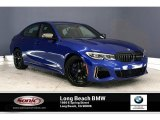 2020 Portimao Blue Metallic BMW 3 Series M340i Sedan #136175160