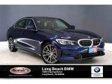 2020 Mediterranean Blue Metallic BMW 3 Series 330i Sedan #136175154