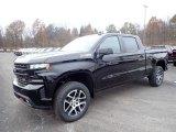 2020 Black Chevrolet Silverado 1500 LT Trail Boss Crew Cab 4x4 #136175116