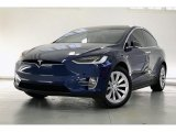 2018 Tesla Model X 75D Data, Info and Specs