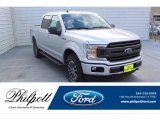 2019 Ingot Silver Ford F150 XLT SuperCrew 4x4 #136198634
