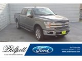 2019 Ford F150 Lariat SuperCab 4x4
