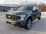 2019 Magnetic Ford F150 STX SuperCrew 4x4 #136198732