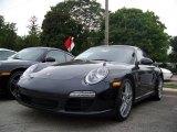 2009 Porsche 911 Atlas Grey Metallic