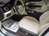 Bentley Bentayga Interiors