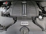 Bentley Bentayga Engines