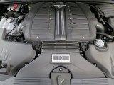 2017 Bentley Bentayga Engines