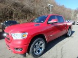 2020 Flame Red Ram 1500 Big Horn Crew Cab 4x4 #136198679
