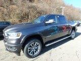 2020 Granite Crystal Metallic Ram 1500 Laramie Crew Cab 4x4 #136198678