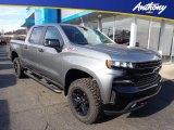 2020 Satin Steel Metallic Chevrolet Silverado 1500 LT Trail Boss Crew Cab 4x4 #136217014