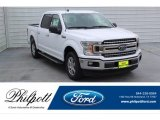 2020 Oxford White Ford F150 XLT SuperCrew #136216906