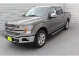 2020 Ford F150 Lariat SuperCrew Front 3/4 View