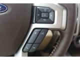 2020 Ford F150 Lariat SuperCrew Steering Wheel