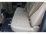 2020 Ford F150 Lariat SuperCrew Rear Seat
