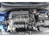 Hyundai Accent Engines