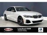 2020 Mineral White Metallic BMW 3 Series M340i Sedan #136216939