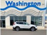 2019 Platinum White Pearl Honda CR-V EX-L AWD #136216837