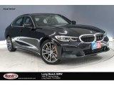 2019 Black Sapphire Metallic BMW 3 Series 330i Sedan #136246195