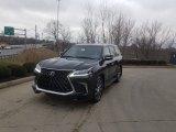 Lexus LX Data, Info and Specs
