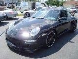 2008 Black Porsche 911 Carrera 4S Coupe #13597180