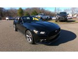 2015 Black Ford Mustang V6 Convertible #136269816