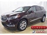2020 Buick Enclave Rich Garnet Metallic